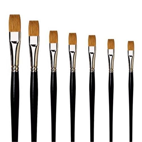 da Vinci 1311 Kolinsky Sable Brushes - One Stroke Image 1