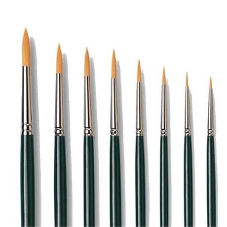 da Vinci 1670 NOVA Brushes - Round Image 1