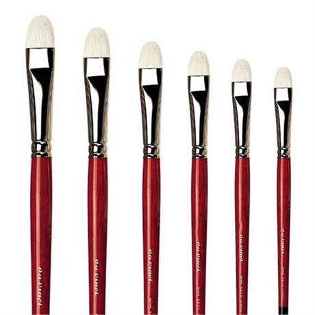 da Vinci Series 5423 MAESTRO 2 Brushes - Filbert Image 1
