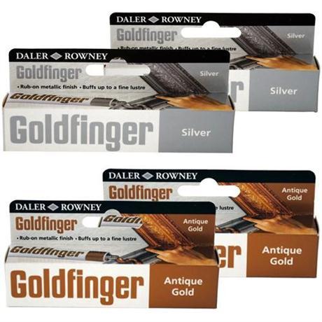 Daler Rowney Goldfinger Paint 22ml Tube Image 1