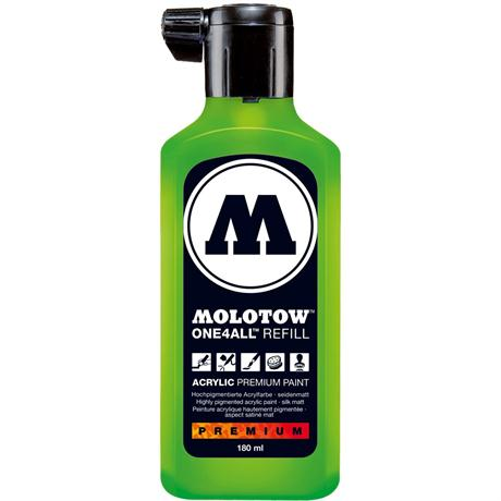 Molotow ONE4ALL Paint Pen Refills 180ml Image 1