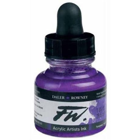 Daler Rowney FW Acrylic Ink 29.5ml Bottle Image 1