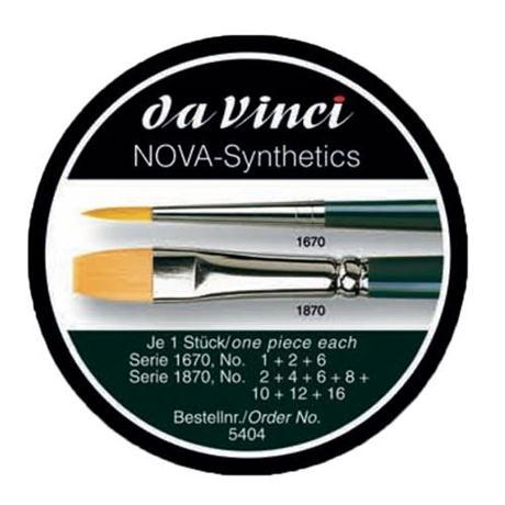 da Vinci Nova 10 Brush Gift Set Image 1