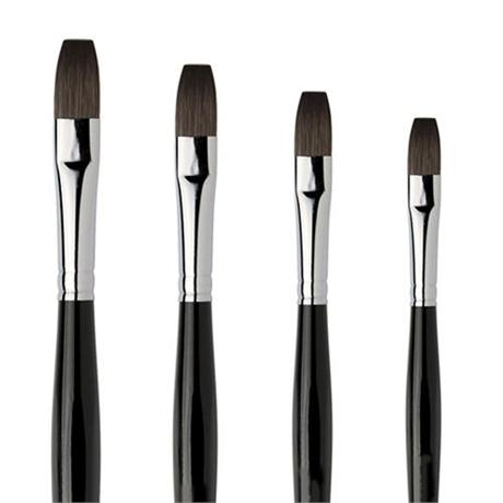 da Vinci Series 5898 Casaneo Watercolour Brush Flat Image 1