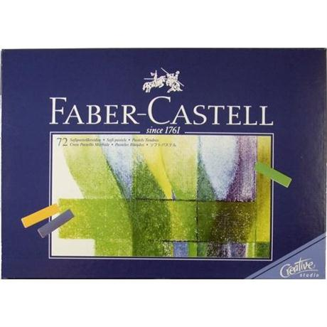 Creative Studio Soft Pastels 72 Sticks Image 1