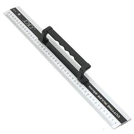 Jakar Aluminium Cutting Ruler With Handle thumbnail