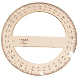 Jakar 360° 150mm Protractor thumbnail