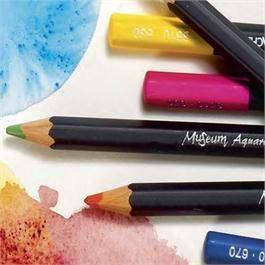 Caran d'Ache Museum Aquarelle Watercolour Pencils Thumbnail Image 2