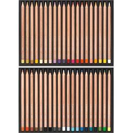 Caran d'Ache Luminance 6901 Set Of 40 Pencils Thumbnail Image 2