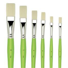 Liquitex Freestyle Traditional Brushes - Flat Thumbnail Image 0