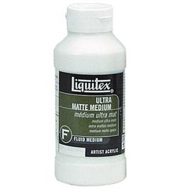 Liquitex Ultra Matt Medium 237ml Bottle thumbnail