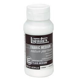 Liquitex Fabric Medium 118ml Bottle thumbnail