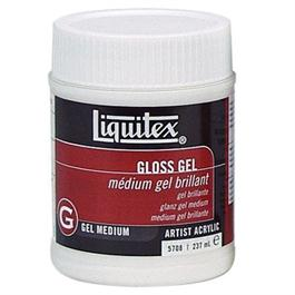 Liquitex Gloss Gel Medium Thumbnail Image 0