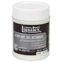 Liquitex Slow-Dri Gel Retarder Medium 237ml Jar thumbnail