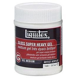 Liquitex Gloss Super Heavy Gel Medium 237ml Jar thumbnail