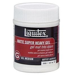 Liquitex Matt Super Heavy Gel Medium 473ml Jar thumbnail