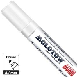 Molotow 311EM - Empty ONE4ALL Paint Marker 8mm Chisel Nib thumbnail