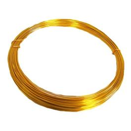 Enamelled Wire 0.7mm 15m Light Gold thumbnail