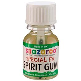 Snazaroo Face Paint Spirit Gum Glue 10ml thumbnail