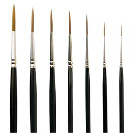 Pro Arte Series 103 Prolene Brushes - Rigger Thumbnail Image 0