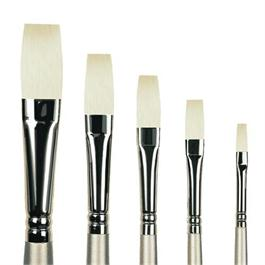 Pro Arte Series 201 Sterling Acrylix Brushes - Long Flat thumbnail
