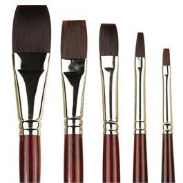 Pro Arte Series 204 Acrylix Brushes - One Stroke Thumbnail Image 0