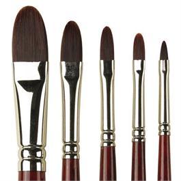 Pro Arte Series 205 Acrylix Brushes - Filbert thumbnail