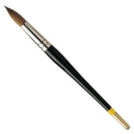 Pullingers Artists Value Brushes - Profile Round Thumbnail Image 1
