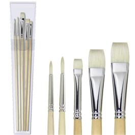 Pullingers Artists Value Super Hog Brush Set thumbnail
