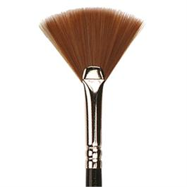 Pro Arte Series F Prolene Fan Brush - Size 2 Small thumbnail