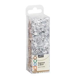 Gilding P.BO Deco Gold Flakes - Silver thumbnail