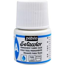 Pebeo Setacolor Permanent Fabric Glue 45ml thumbnail