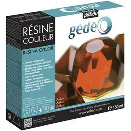 Gedeo Colour Resin 150ml AMBER thumbnail