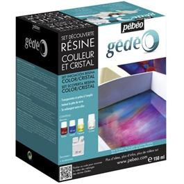 Gedeo Assorted Resin Discovery Set Thumbnail Image 0