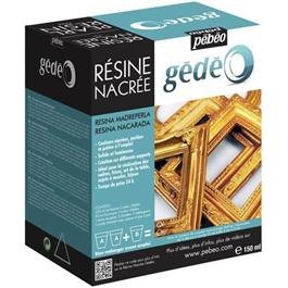 Gedeo Pearl Resin 150ml GOLD Thumbnail Image 0