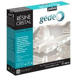 Pebeo Gedeo Crystal Resin 300ml thumbnail