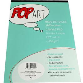 Pebeo POP ART Cotton Canvas Pads thumbnail