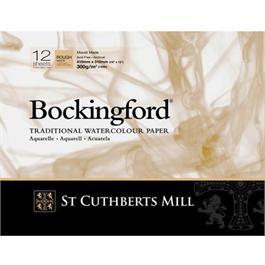 "Bockingford Glued Pad 16x12"" 140lbs / 300gsm Rough thumbnail"