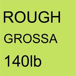 Fabriano Artistico 300gsm (140lb) Grossa (Rough) 30x22in Traditional White thumbnail