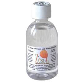 Zest It Oil Paint Dilutant and Brush Cleaner 250ml thumbnail