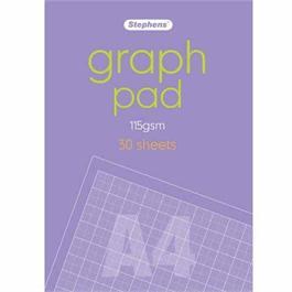 Stephens Graph Pad A3 115gsm 30 Sheets thumbnail