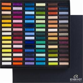 Rembrandt 90 Half Pastels General Colour Selection Set Thumbnail Image 0