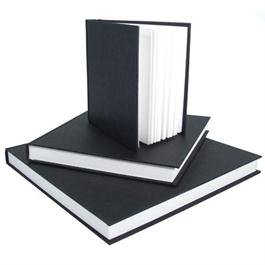 Seawhite Hardback Sketch Book Small Square & Chunky (140 x 140mm) 190 pages thumbnail