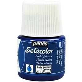 Pebeo Setacolor Light Fabrics 45ml thumbnail