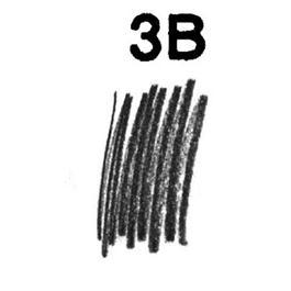 Staedtler Mars Lumograph Pencil 3B thumbnail
