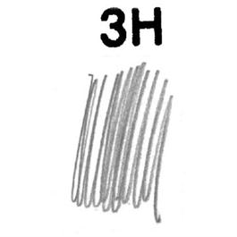 Staedtler Mars Lumograph Pencil 3H thumbnail