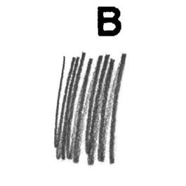 Staedtler Mars Lumograph Pencil B thumbnail