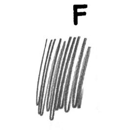 Staedtler Mars Lumograph Pencil F thumbnail