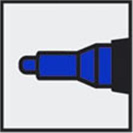 Staedtler Lumocolor Non-Permanent S Blue thumbnail