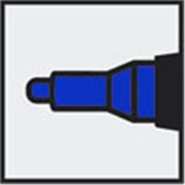 Staedtler Lumocolor Permanent S Blue thumbnail